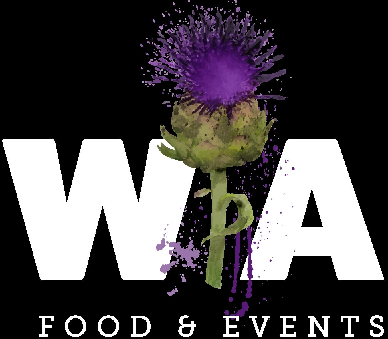 Wild Artichokes Food Hall logo