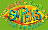 Suphas Street Food Emporium logo